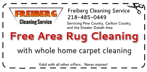 Area Rug Cleaning Coupon